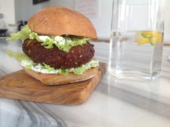 Hellim Burger