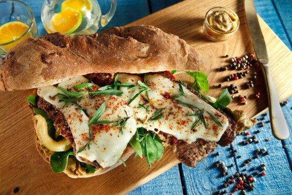 Tranc ve bebek rokali sandvic1