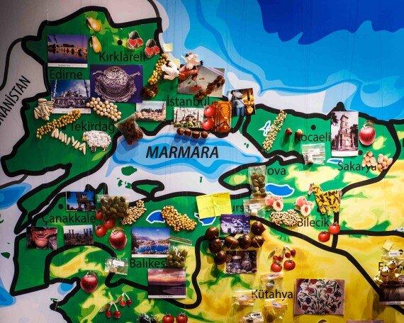 Marmara Haritasi Detayli k