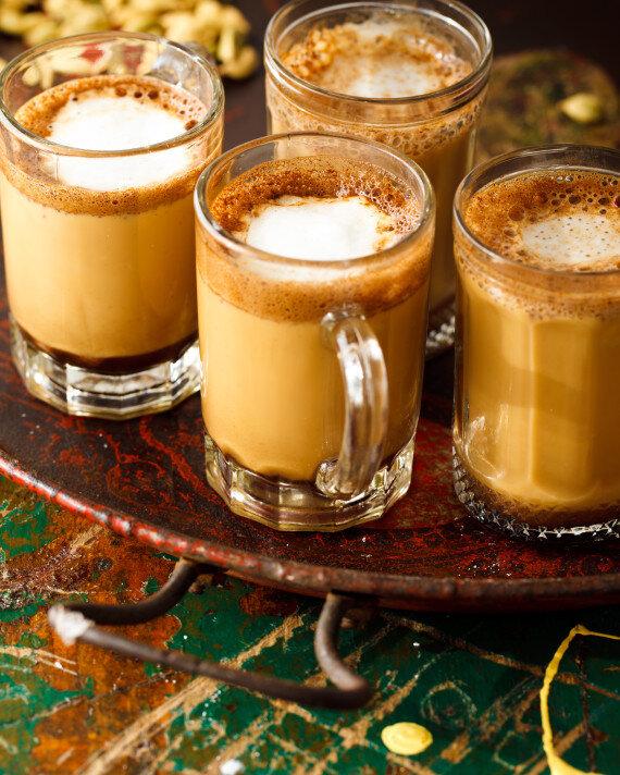 Kakuleli Sutlu Turk Kahvesi