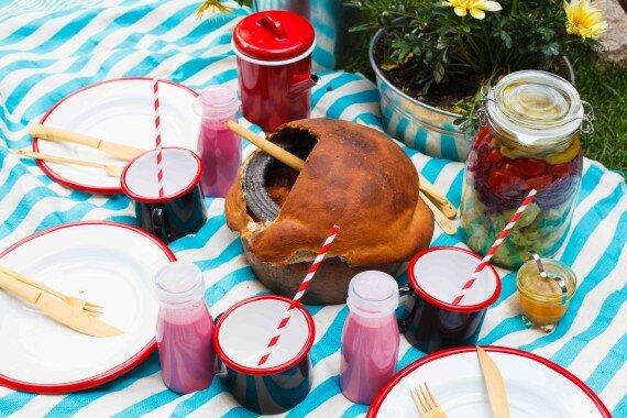 Piknik Set up 4 - favori k