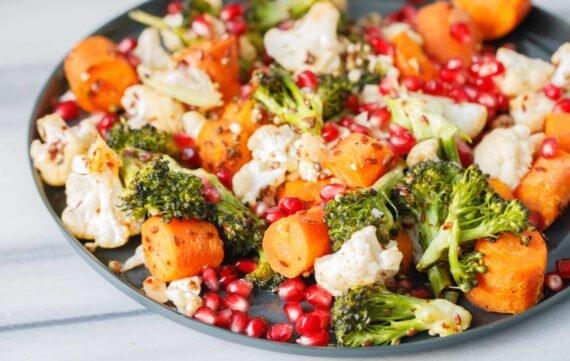 firinda-brokoli-karnabahar-havuc